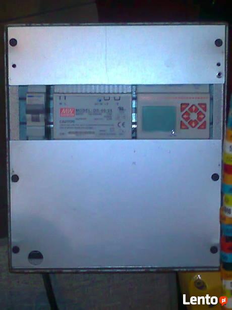 PRASA Automat do Marynarek WYŁOGI PANEL Prasa Elektroniczna