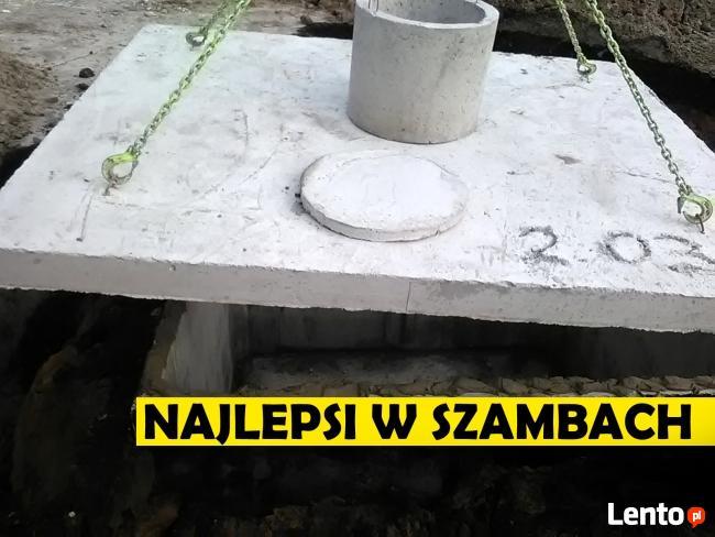 zbiornik szczelny na szambo Szamba z atestem Transport monta