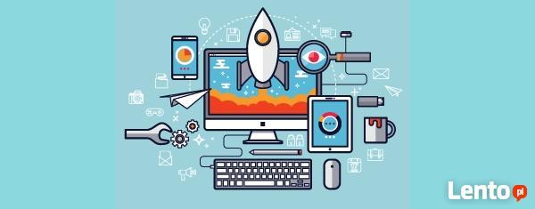 Strony WWW i obsługa social media. TANIO I SOLIDNIE