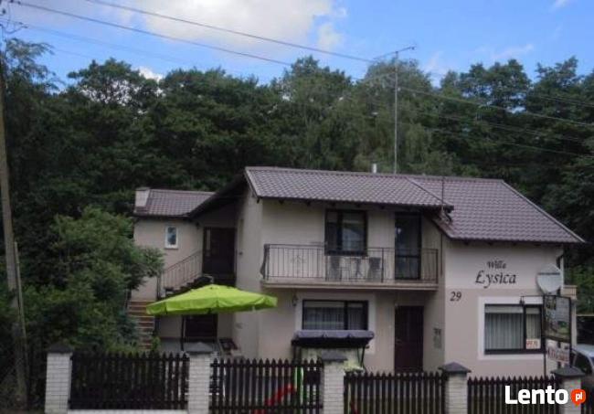 Willa Łysica Krynica Morska, apartamenty w Krynicy Morskiej