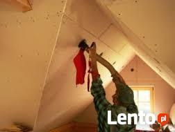 Docieplanie Budynków metodą wdmuchiwania: podłogi ,stropy