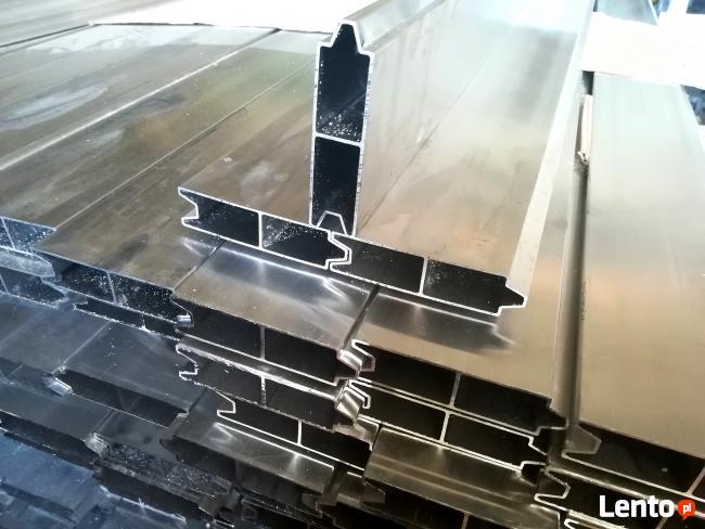 Deski aluminiowe do naczep burtowe NOWE PRODUCENT KASTOR 14z