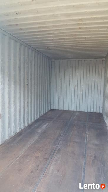 kontenery morskie - używane-po przeglądach