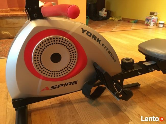 Wioślarz Fitness York Bardzo dobry stan !