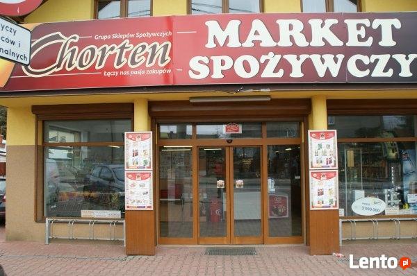 Zatrudnię ekspedientkę Marketu Spożywczego Chorten Plażowa
