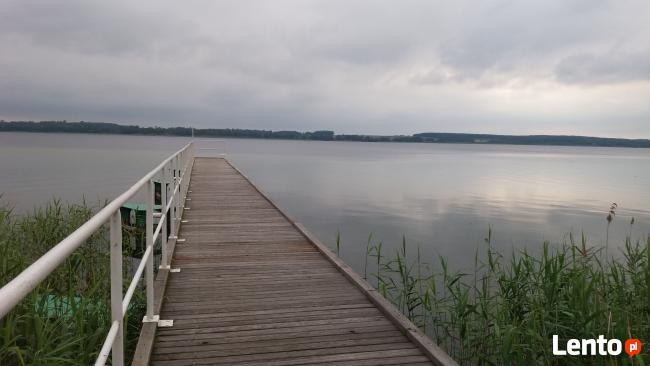 Działka nad jeziorem Miedwie - Wierzchląd
