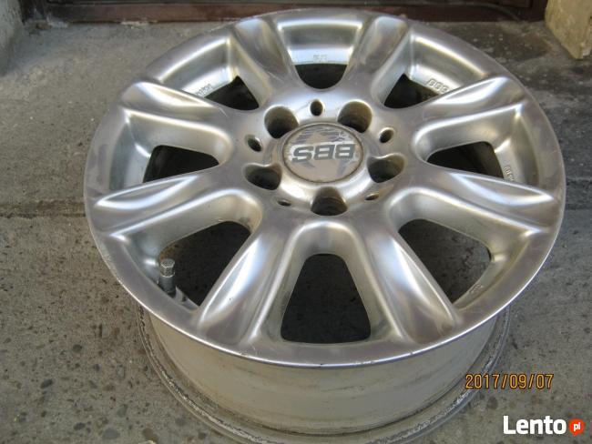 4 felgi BBS 15 cali(VW,Mercedes, Audi,Seat, Ford)
