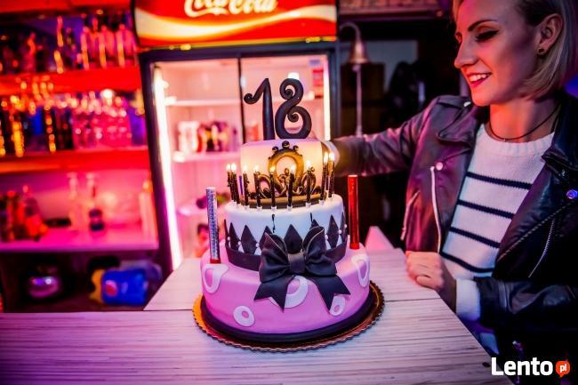 Klub na wynajem sala na wyłączność urodziny