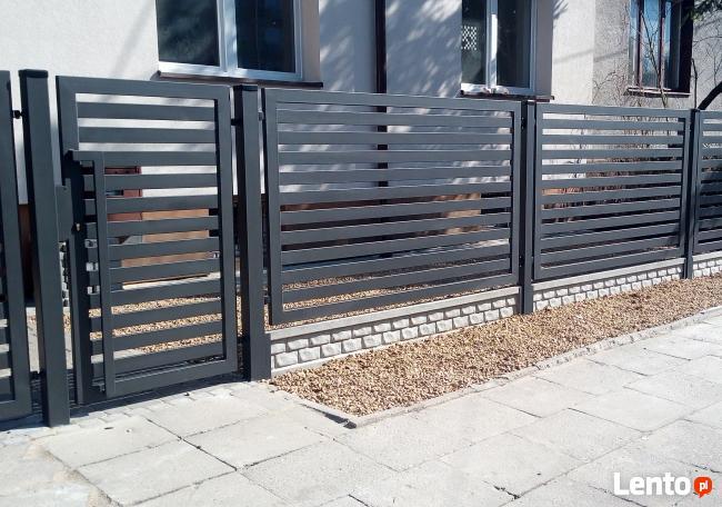 Profesjonalny montaż ogrodzeń firma TREBOR