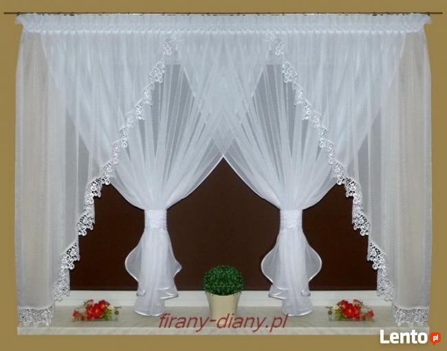 Firany-Diany sklep z firanami, szycie firan,firany balkonowe