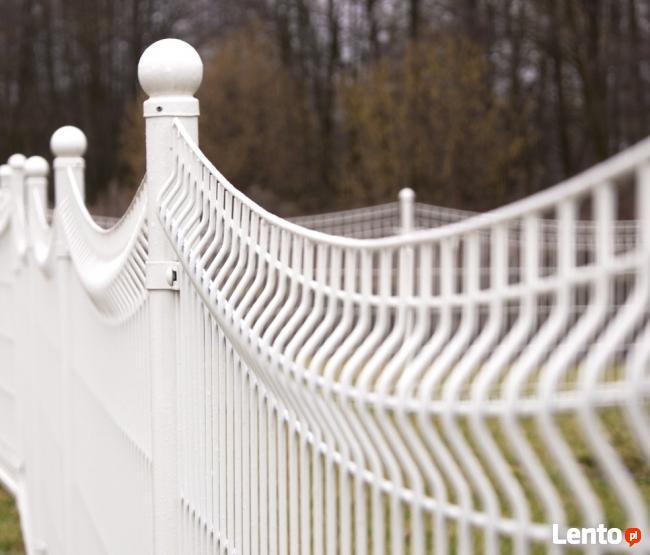 Panel ogrodzeniowy wklęsły 150x250cm fi4mm oc+kolor