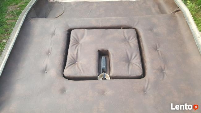 Dach tapicerka dachu Zetor z szybrem
