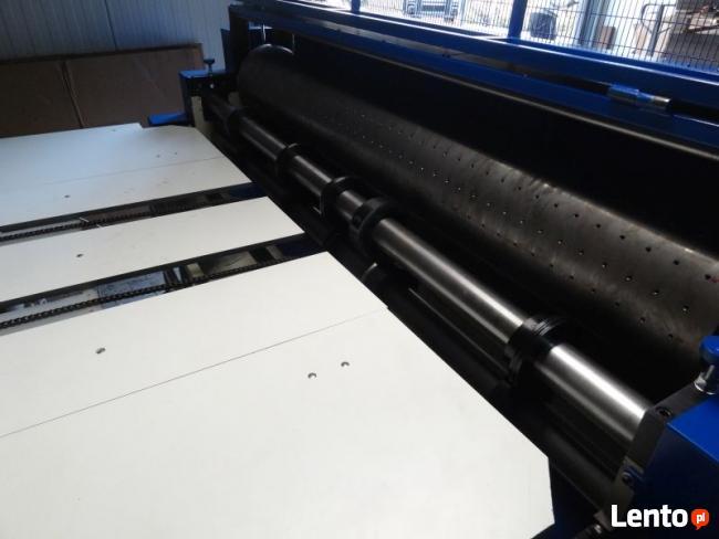 Maszyna Rotacyjna wykrawarka do Kartonów 1250mm