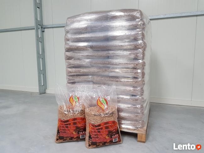 Ekogroszek Pellet brykiet węgiel