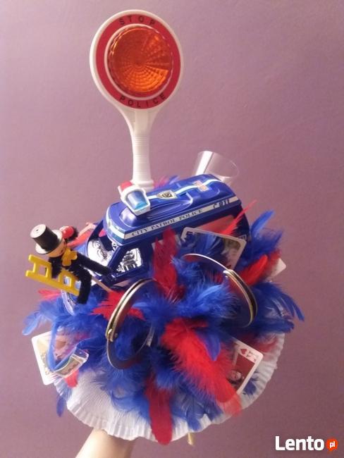 Personalizowany prezent bukiet upominek oryginalny urodziny