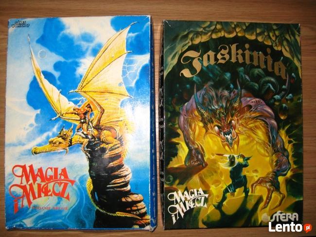 Magia i Miecz SFERA wydanie drugie 1983 – 4 części