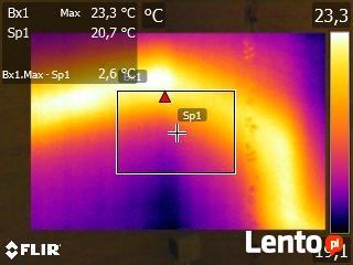 Termowizja-lokalizacja rur ogrzewania podłogowego PROMOCJA!