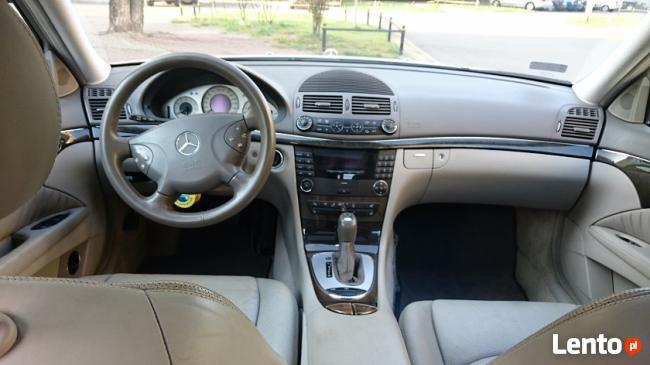Mercedes E Class Executive 2002