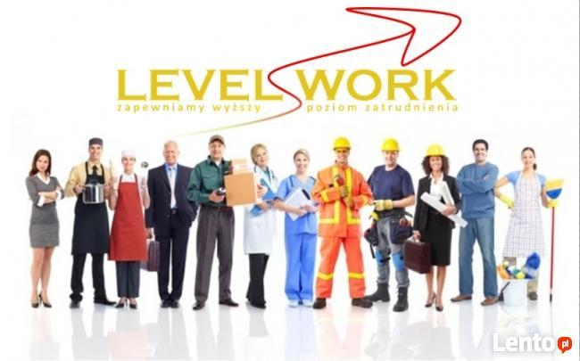 Agencja Pracy LEVEL WORK - Outsourcing pracowniczy