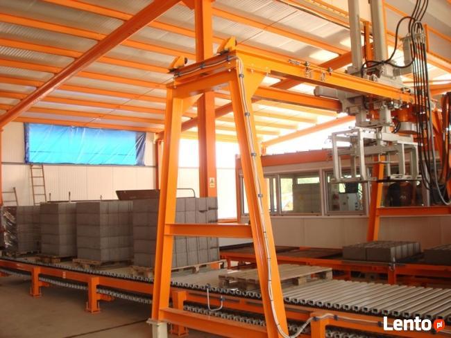 Maszyna stacjonarna SUMAB U-1000
