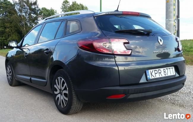 Renault Megane III, kombi, pilnie sprzedam
