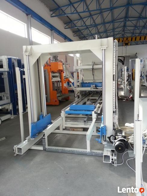 Wibroprasant do produkcji bloków Sumab R-400