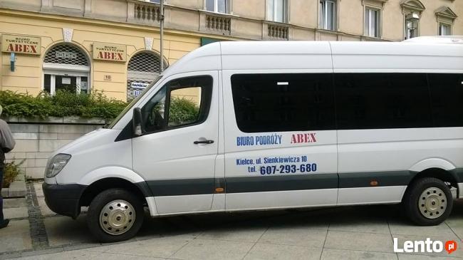 Sprzedaż biletów autokarowych SINDBAD!