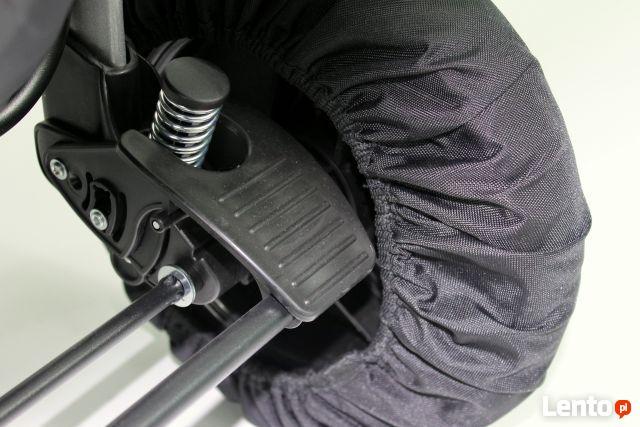 Pokrowiec ochraniacz na koła wózka HIT