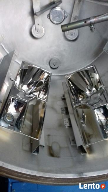Cudowna Archiwalne Regeneracja Reflektorów,Metalizacja Odbłyśników UX05