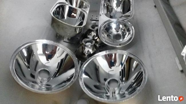 Inteligentny Archiwalne Regeneracja Reflektorów,Metalizacja Odbłyśników ND54
