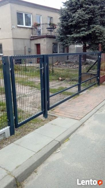 Ogrodzenia panelowe , siatki , bramy