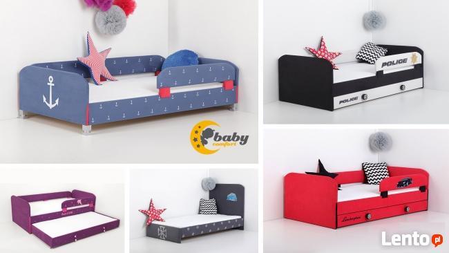 Tapicerowane łóżka Dla Dzieci łóżka Dziecięce Rzeszów