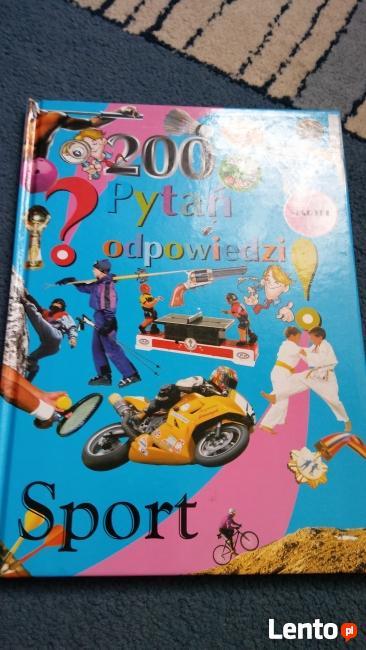 200 pytań i odpowiedzi sport