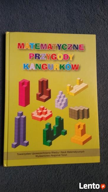 matematyczne przygody kangurków książka