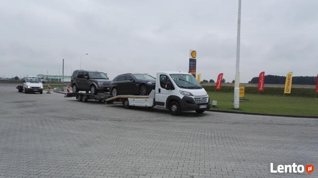 300 euro auto laweta Niemcy Belgia Holandia