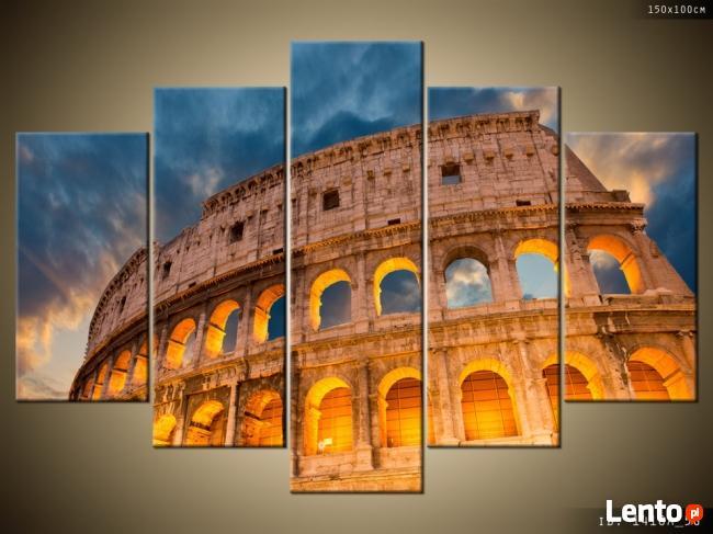Obrazy, Zabytek w Rzymie, Canvas, Obrazy na płótnie, sklep