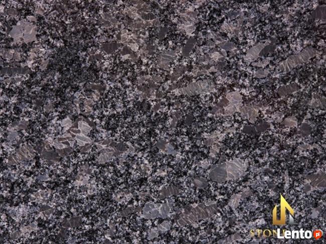 Płytki granitowe podłogowe polerowane Steel Grey