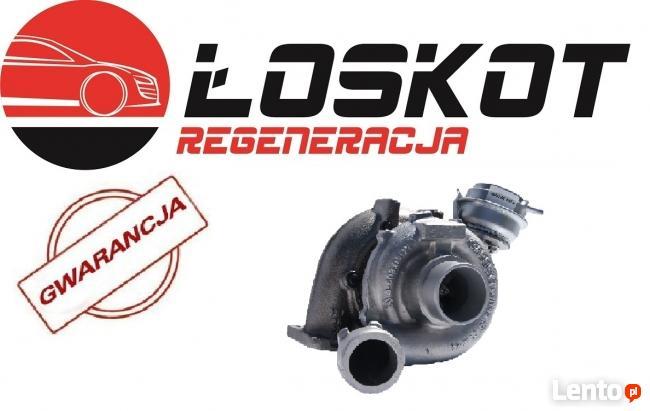 Turbosprężarka, turbina BMW e90 e91 e92120d 320d 520d Gw!!