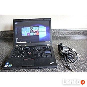 ★★★ WYPRZEDAŻ ★★★ Lenovo ThinkPad T410 i5 + stacja dokująca