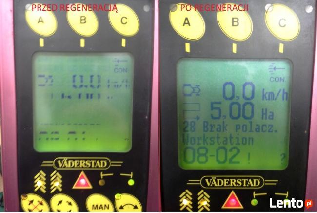 Vaderstad Rapid Wyświetlacz Komputer Naprawa Sterownik