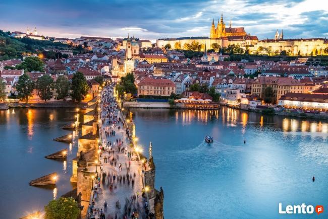 Praga - Wycieczka Objazdowa