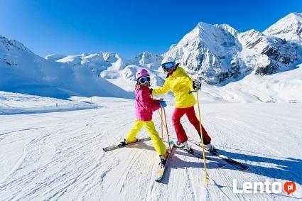 Rodzinne wyjazdy narciarskie do Włoch + szkolenia dla dzieci