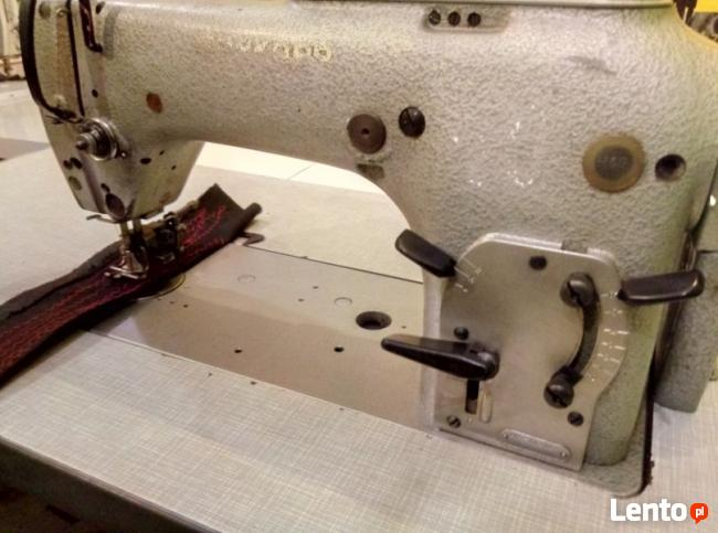 Maszyna do SZYCIA ZYGZAK DURKOPP Stębnówka