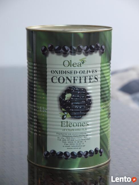 Włoskie SUSZONE POMIDORY w oleju 1,5kg czosenk,oregano,kapar