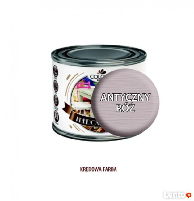 Farba Kredowa Chalk Paint Do Stylizacji Mebli PERŁOWY 375ml