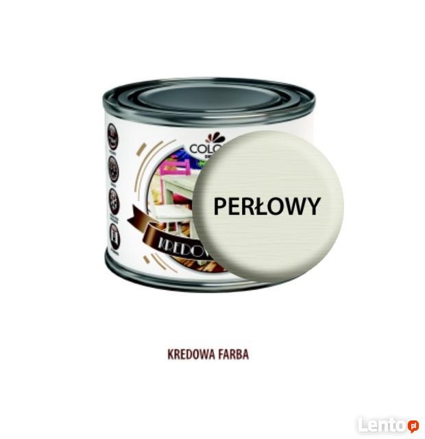 Farba Kredowa Chalk Paint Do Stylizacji BŁĘKIT MORSKI 375ML