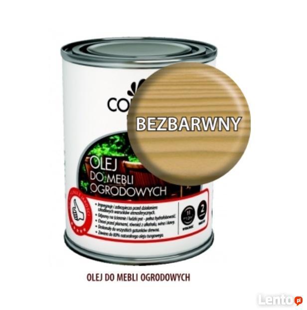 Olej Do Mebli Ogrodowych 0,75L Bezbarwny Colorit w Akro-Bud