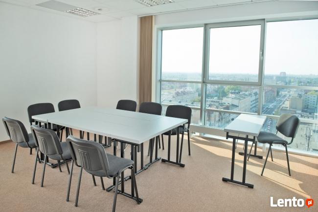 Sale szkoleniowe, konferencyjne, gabinety
