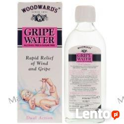GRIPE WATER, DENTINOX na kolki u niemowlat