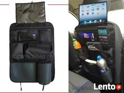 Organizer samochodowy na Tablet do 10,5 cal